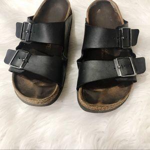 Birkenstock Classic Black Sandal Size 39